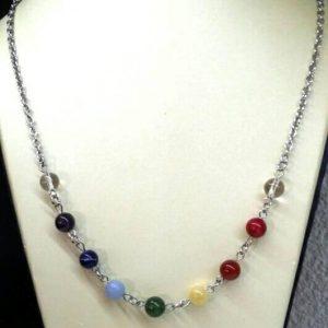 Čakrový náhrdelník